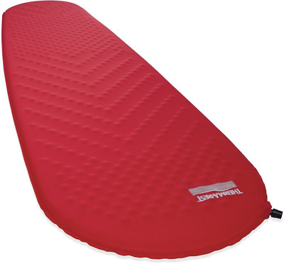 Thermarest Womens Prolite Plus Self Inflating - Red