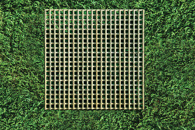 Planed Square Trellis Panel - Planed All Round - Treated - Garden Various Sizes!