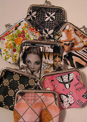 Ladies & Girls Coin Purse Various Gorgeous Fashionable Designs Lovely Gift Idea