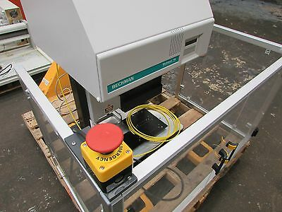 Beckman Multimek 96 Automated 96 Channel Pipettor with Plexiglass Enclosure