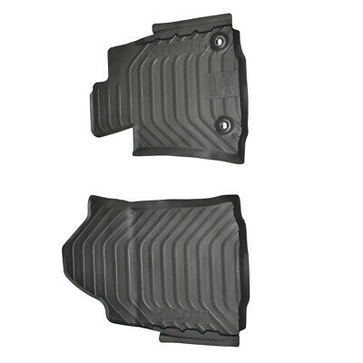 Genuine Toyota New Hilux Front Rubber Floor Mats Set 9/ 2015 Onward - Automatic