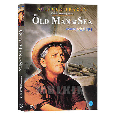 Old Man and the Sea (1958) DVD - John Sturges (New *Sealed *All Region)