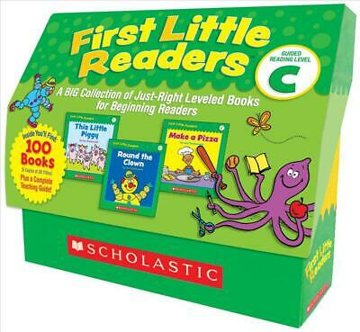 First Little Readers: Guided Reading Level C: A Big Collection of Just-Right Lev