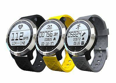 Waterproof Sport Heart Rate Watch Fitness Activity Tracker Health Sleep Monitor
