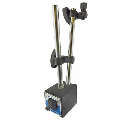 Magnetic Stand / Base For Dial Test Indicator / DTI Gauge By BERGEN IRE AT426