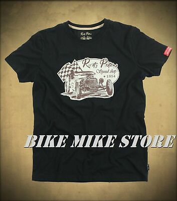 Rusty Pistons Richmond T-Shirt Biker Custom