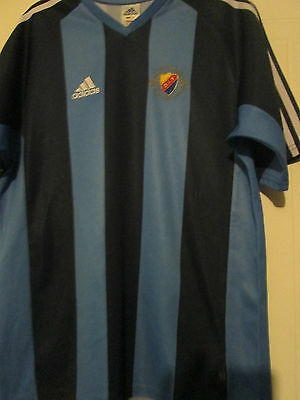 Djurgardens 2002-2003 Home Football Shirt Size Small /39816