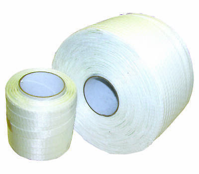 """Shrink Wrap Packing Woven Cord Poly Strapping3/4""""x1500', Boat Shrink Wrap"""