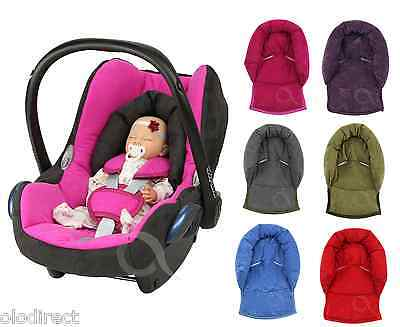 Infant Baby Toddler car seat , stroller travel head support pillow