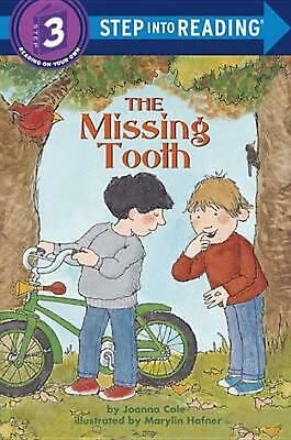 The Missing Tooth: Step Into Reading 3 by Joanna Cole (English) Paperback Book F