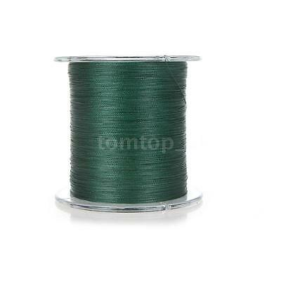 300M 20LB 0.18mm Fishing Line Super Strong Braided 4 Strands Lightweight E5P8