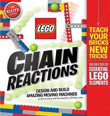 Lego Chain Reactions by Pat Murphy Book & Merchandise Book (English)