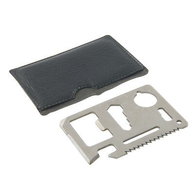 Silverline Tools - Credit Card Multi-Tool - 70 x 45mm