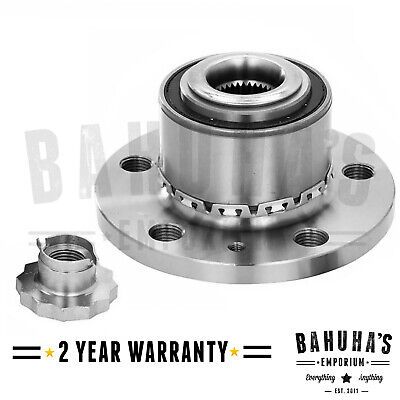Volkswagen Polo / Fox Audi A1/a2 Front Wheel Bearing With Hub & Abs *brand New*