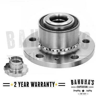 Volkswagen Polo / Fox Audi A2 Front Wheel Bearing With Hub & Abs **brand New**