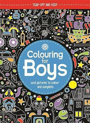 Colouring For Boys: Cool Pictures To Colour And , Eckel, Jessie, New
