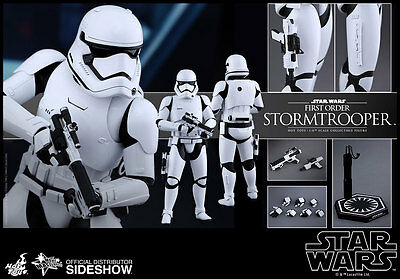 Hot Toys Star Wars First Order Stormtrooper  1/6 Mms317