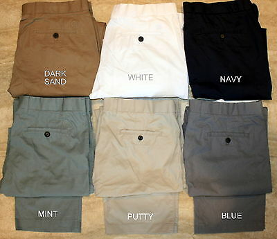 Ex Marks And Spencer Mens Blue Harbour Luxury Lightweight Chino Comfort Waist