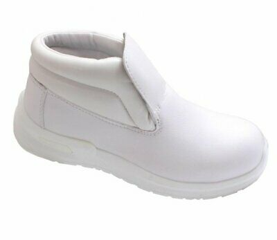 Blackrock Hygiene Slip-On Safety Boots Food Safe Anti Slip Work Wear (SRC01)