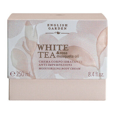 Atkinsons English White Tea & Rosa Mosqueta Oil Crema Corpo Idratante
