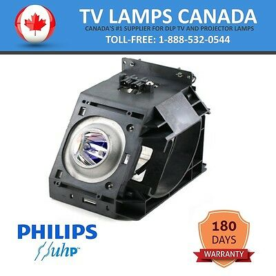 Samsung BP96-00677A Philips Replacement TV Lamp with Housing