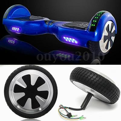 Roue Moteur Hexagonal Pour 6.5'' Smart Equilibrage Monocycle Scooter Hoverboard