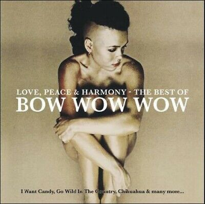 Bow Wow Wow - Love Peace & Harmony: Best of Bow Wow Wow [New CD]