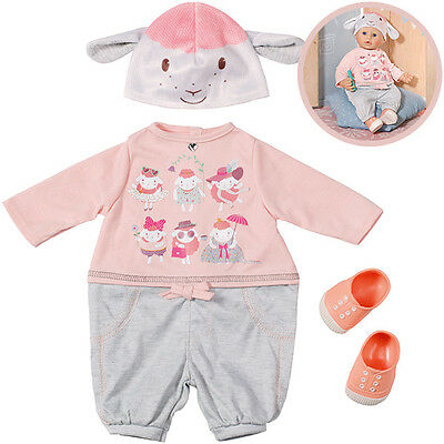 Zapf Creation Baby Annabell Deluxe Set Lässig & Chic