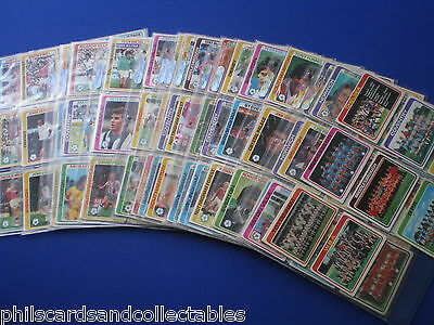 Topps - Footballers 1979 - Bubblegum Cards * Choose The One's You Need * 287 on
