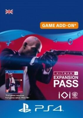 Hitman Intro Pack Full Game - PS4- Same Day Dispatch