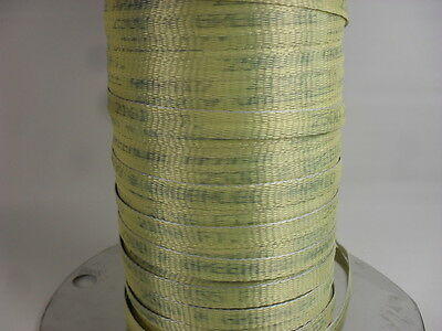 100ft Greenlee 39245 1/2in made with kevlar polyaramid 2500# mule tape