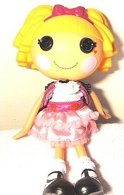 Lalaloopsy Misty Mysterious Doll