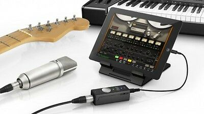 IK Multimedia iRig Pro Interface for iOS and Mac Retail Box NEW