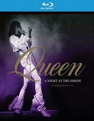 Queen: a Night At the Odeon 1975 - BLU-RAY Region 1 Free Shipping!