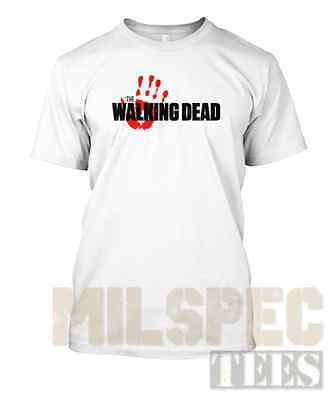 The Walking Dead T Shirt - White