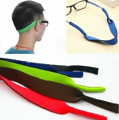 Outdoor Sports Eyeglasses Strap Neck Cord String Handy Glasses Rope Band Holder