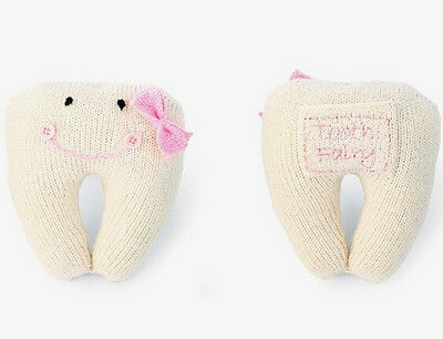 Creative Cute Tooth Shape Pink Tooth Fairy Pillow New Arrival
