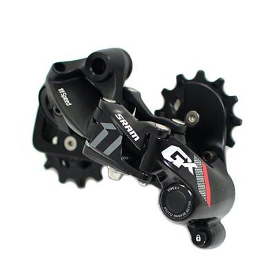SRAM GX 1x11 Speed Rear Derailleur , Long Cage , Red