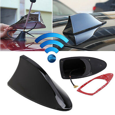 Auto Car Shark Fin Antenna Aerial Radio Signal for VW Polo Toyota Rav4 Ford Kuga
