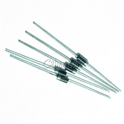 100PCS 1A 400V Diode 1N4004 IN4004 DO-41