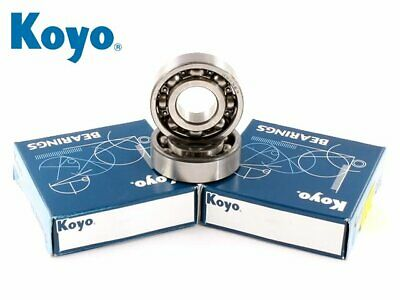 Yamaha PW 50 1979 - 2013 - Genuine Koyo Mains Crank Bearings Set