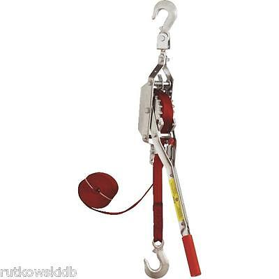 1-TON American Power Pull Ratchet Drive Strap Puller