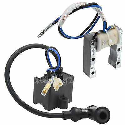 CDI Ignition Coil Magneto 50cc 60cc 66cc 80cc Engine Motorized Bicycle Startor