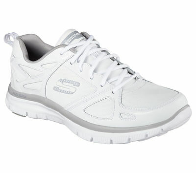 SKECHERS SCARPA FLEX Advantage Even Strenght, uomo Memory
