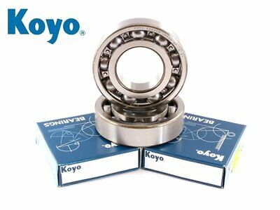 KLX 250 / DR250 / DR350 - Genuine Koyo Mains Crank Bearings Set