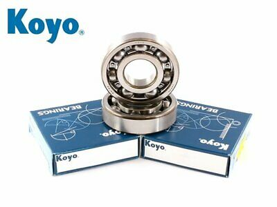 Suzuki RM 125 1989 - 2008 - Genuine Koyo Mains Crank Bearings Set