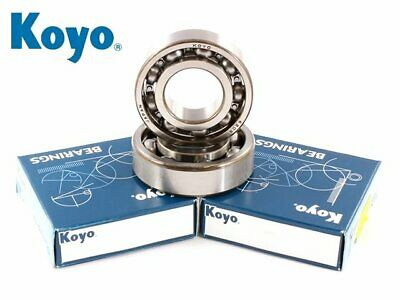 Suzuki RM 125 1982 - 1988 - Genuine Koyo Mains Crank Bearings Set