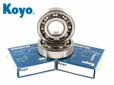 Suzuki RM 250 1989 - 1993 - Genuine Koyo Mains Crank Bearings Set
