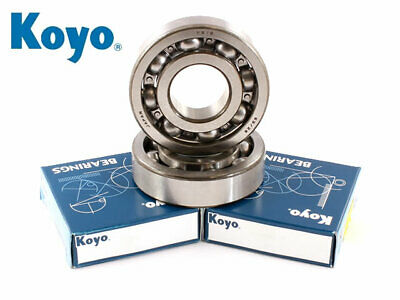 Yamaha YZ 250 1998 - 2000 - Genuine Koyo Mains Crank Bearings Set