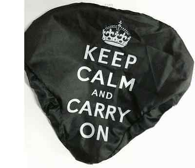 Bicycle Seat Covers  New Waterproof Saddle Bike Cover in Black